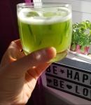 cucumber lemonade chiller