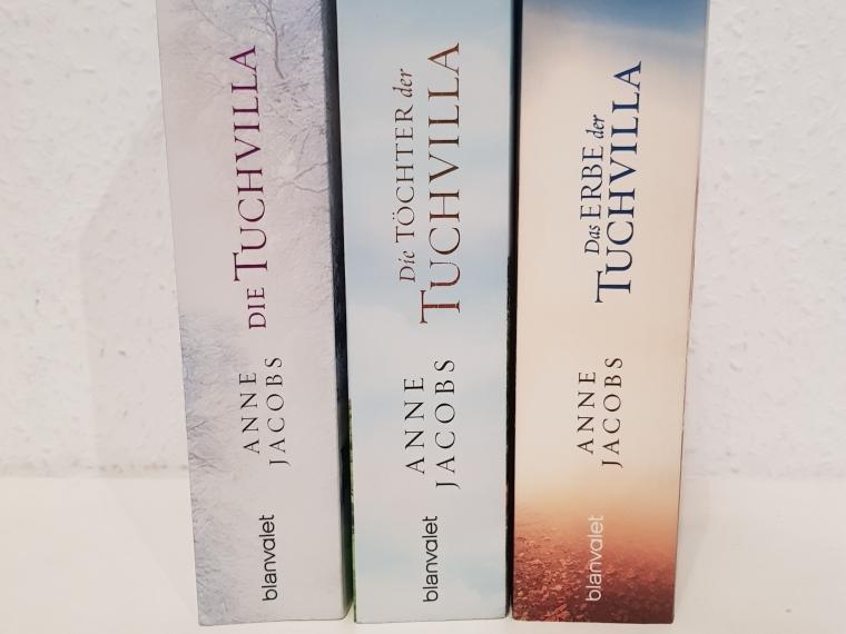 Tuchvilla Trilogie